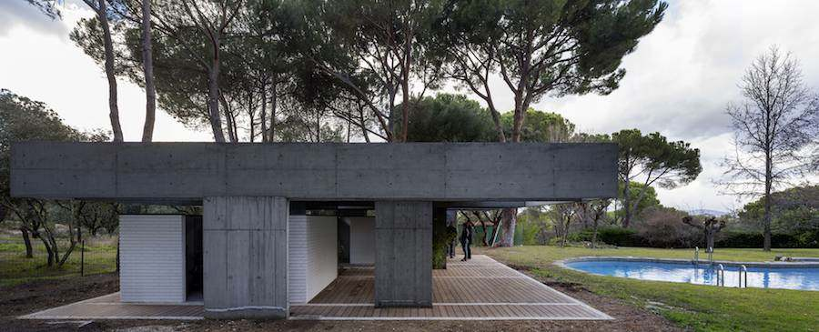 San Lucas Pavilion in Madrid by Lucas7__FRPO Rodriguez & Oriol Arq.