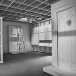 The Evidence Room exhibition features  the most criminal architecture