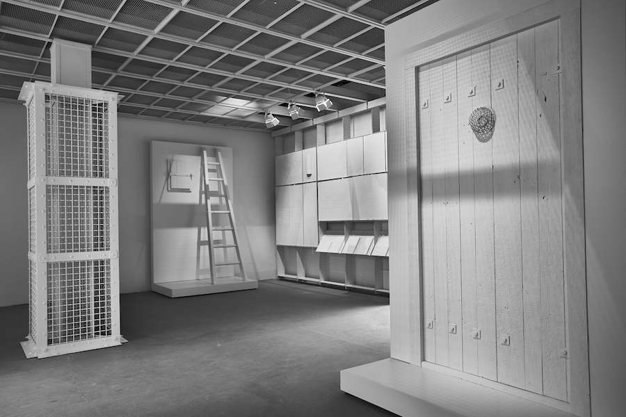 The Evidence Room - Photo by Fred Hunsberger.