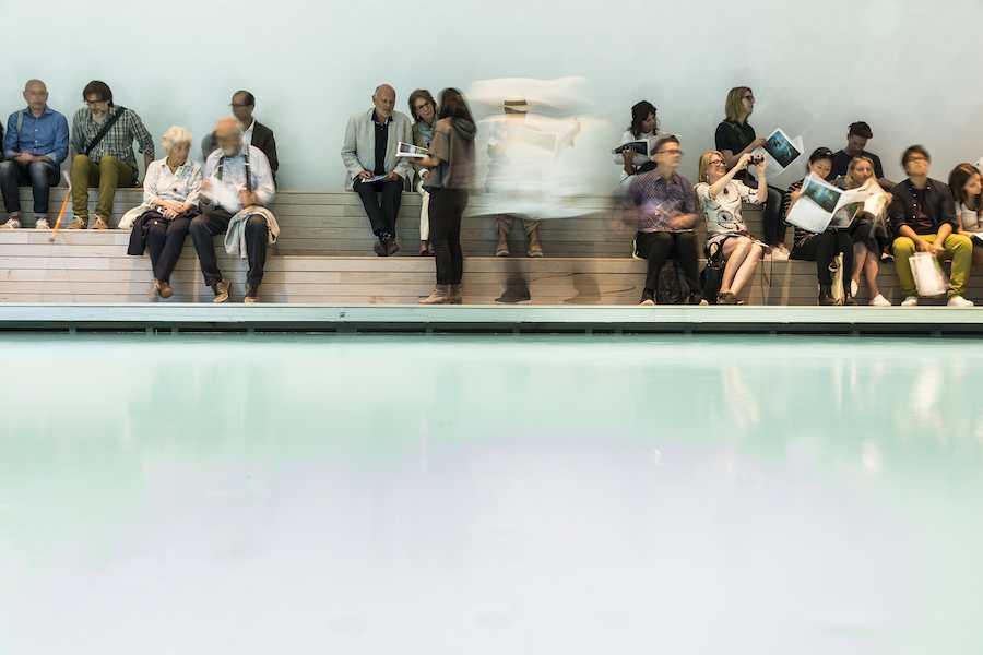 Australian Pavilion at Venice Biennale 2016 - Photo by Alexander Mayes.