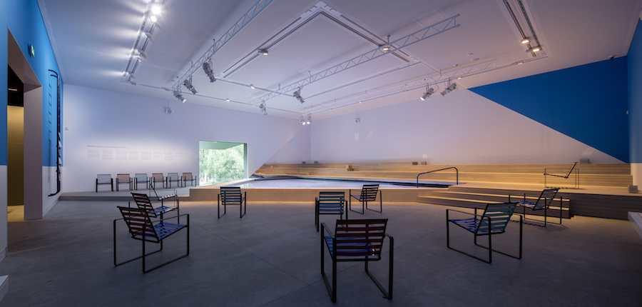 Australian Pavilion at Venice Biennale 2016 - Photo by Brett Boardman.