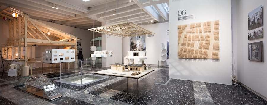 Japan Pavilion - Photo by Fracesco Galli Courtesy of La Biennale di Venezia