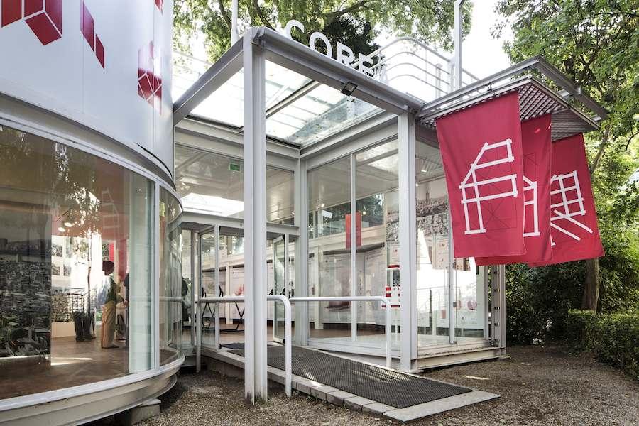 Korea Pavilion - Photo by Francesco Galli courtesy of La Biennale di Venezia.