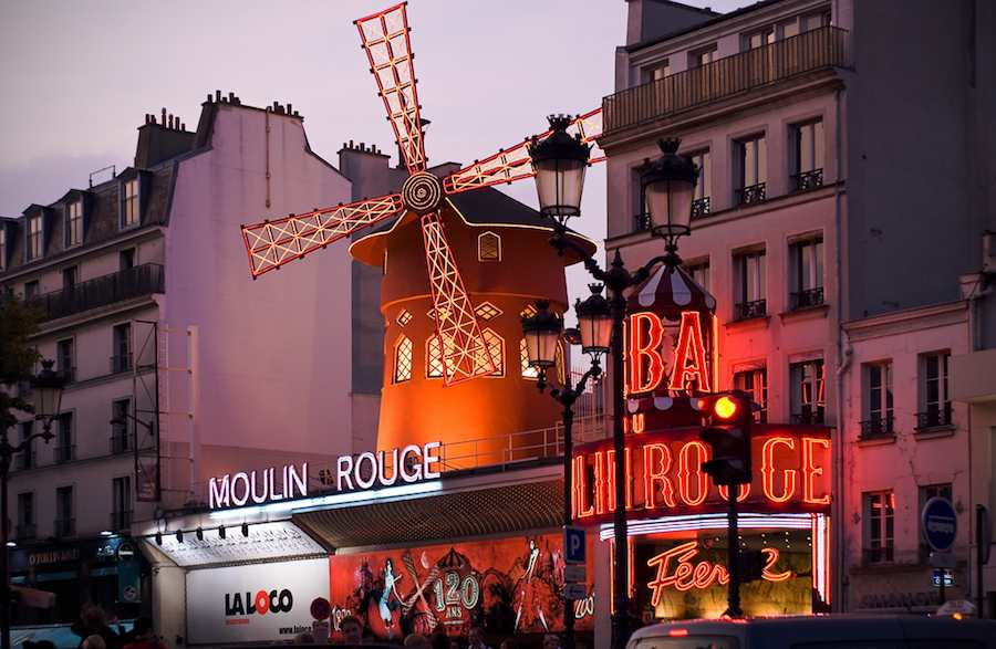 Pigalle red-light district in Paris was one of the first gay gentrified neighborhoods in Europe, much before Le Marais - Photo by Diego Charlón Sánchez, Flickr CC.