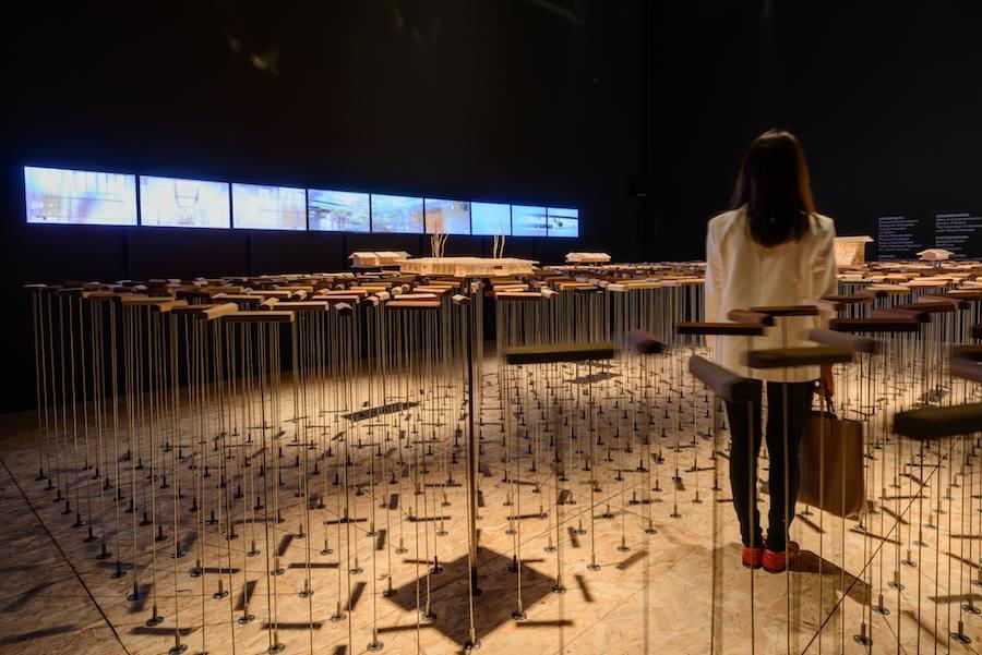 Thailand Pavilion at Venice Biennale 2016 - Ph by Andrea Avezzù.