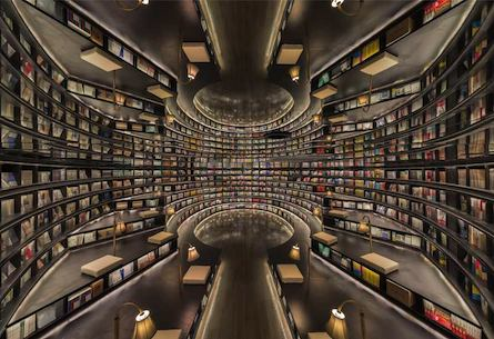 Xl-Muse bookshop in Hangzhou
