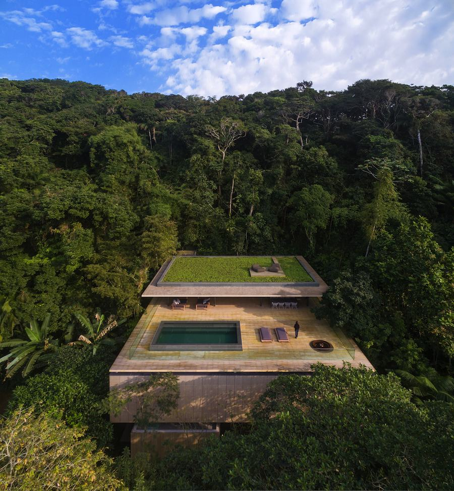 Jungle House by Studio MK27.