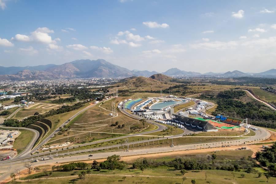 Deodoro Olympic Park - Zona A - Photo: ©Gabriel Heusi, courtesy of Vigliecca & Associados.