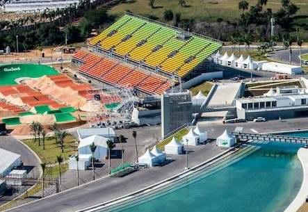 Deodoro Olympic Park in Rio