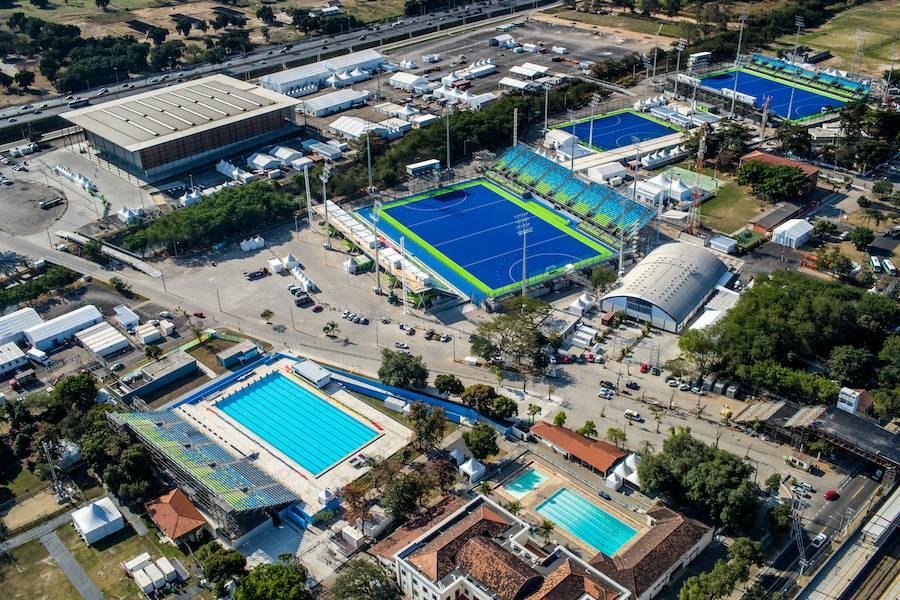 Zona B: Aerial - Photo: ©Gabriel Heusi, courtesy of Vigliecca & Associados.