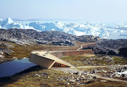 Greenland Icefjord centre