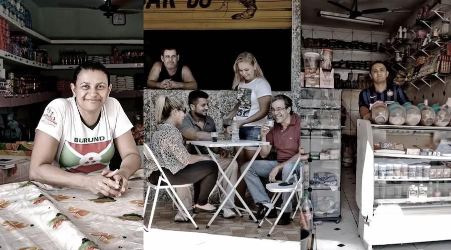 Favelados - Frame from Ta No Mapa teaser.
