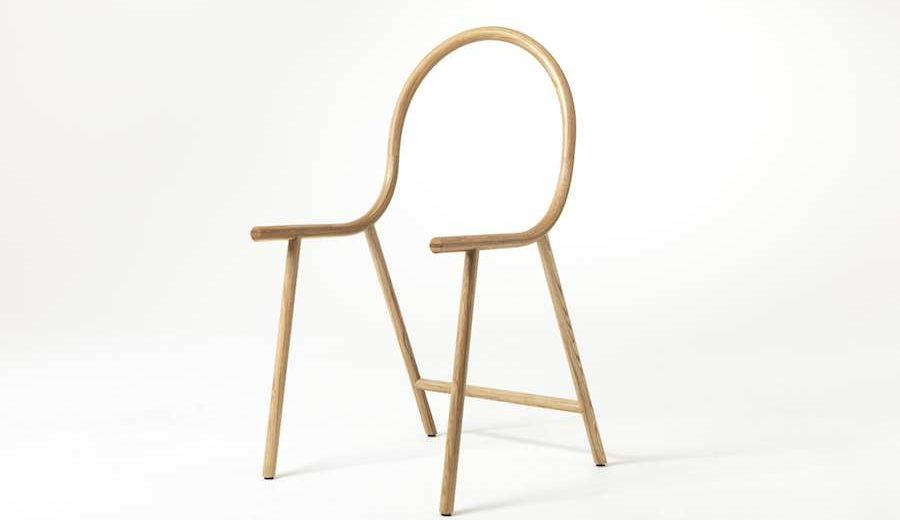 ARM anti-chair by Clark Bardsley – Photo by Clark Bardsley Design.