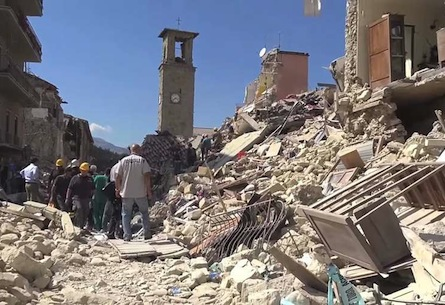 2016 Italy earthquake