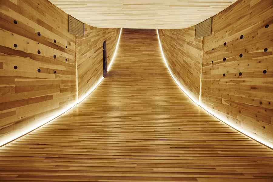 THE SMILE by Alison Brooks Architects – Photo by Dav Stewart, courtesy of London Design Biennale.