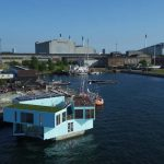 Urban Rigger: BIG completes first student-friendly floating housing in Copenhagen