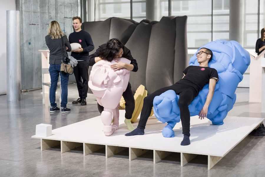 Design Academy Eindhoven Graduation Show 2016 - Photo © Sjoerd Eickmans.