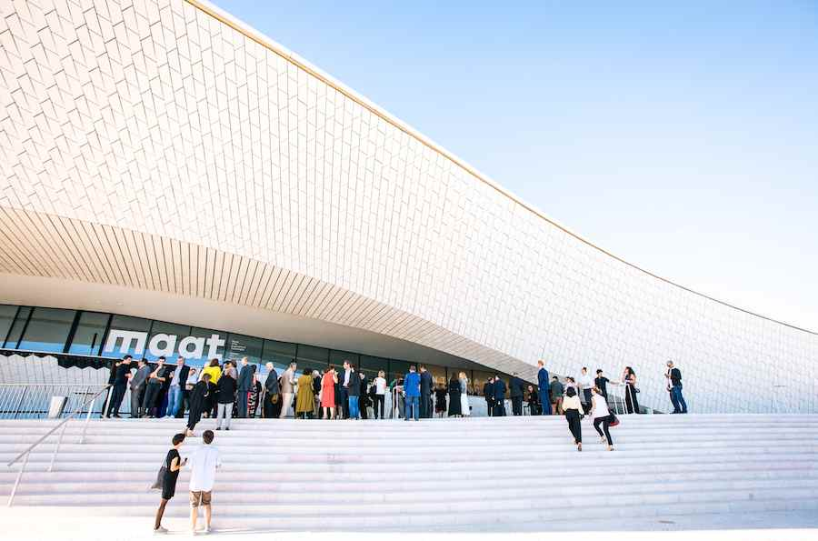 MAAT Museum is one of the major venues hosting several exhibitions of Lisbon Architecture Triennale - Photo by Paulo Coelho, courtesy of EDP Foundation.