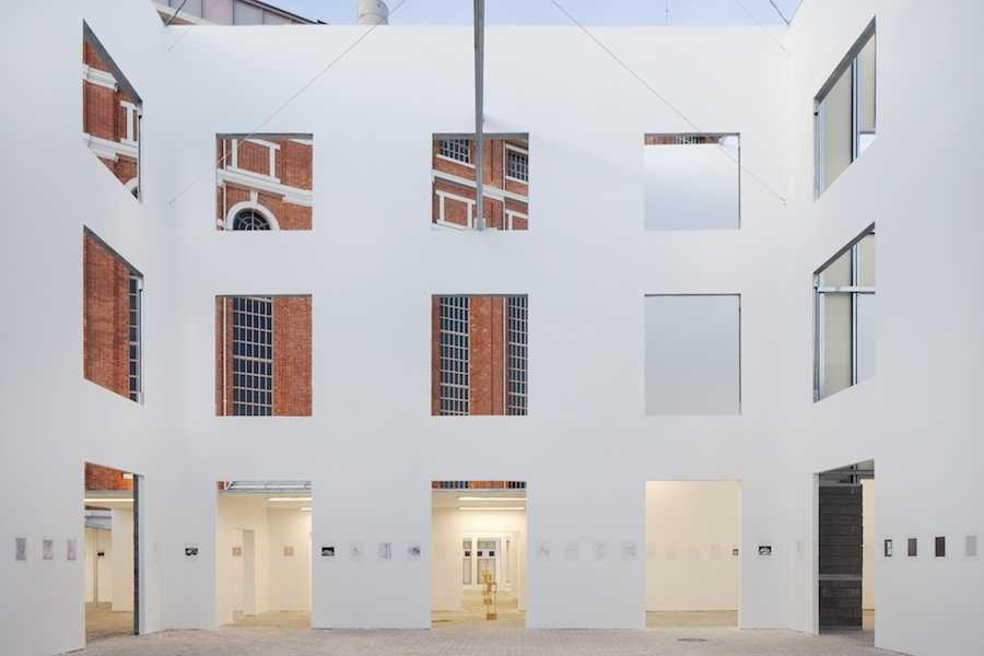 Lisbon Architecture Triennale 2016 THE FORM OF FORM @ MAAT – Photo ©Tiago Casanova, courtesy of Lisbon Architecture Triennale.