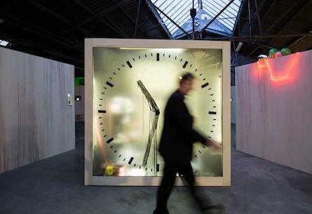 Maarten Baas Makes Time