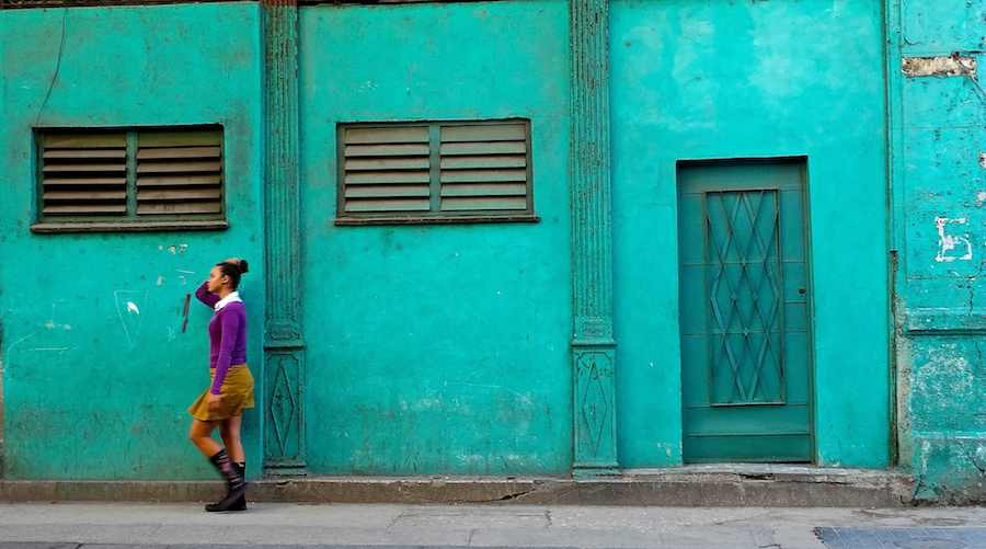 Havana, Cuba - Photo by Robert Easton Flickr CC.