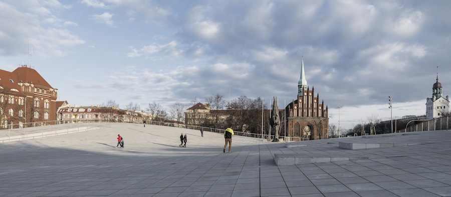 Szczecin National Museum by KWK Promes - Photo by Juliusz Sokolowski.