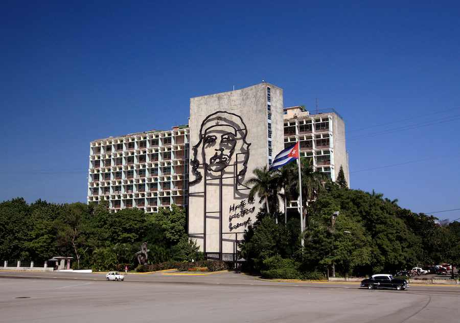 Ministry of the Interior, Havana 1958 - Havana - Photo by Vlad Podvorny Flickr CC.
