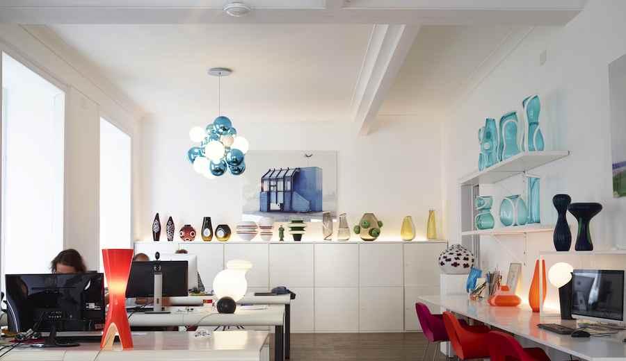 Babled Design atelier in Lisbon - Courtesy of Babled Design.