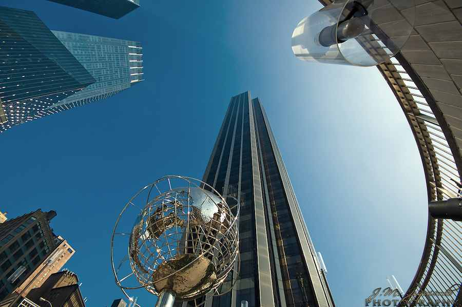 Trump Tower Columbus Circle, NYC - Photo by Jose Mª Izquierdo Galiot Flick CC.