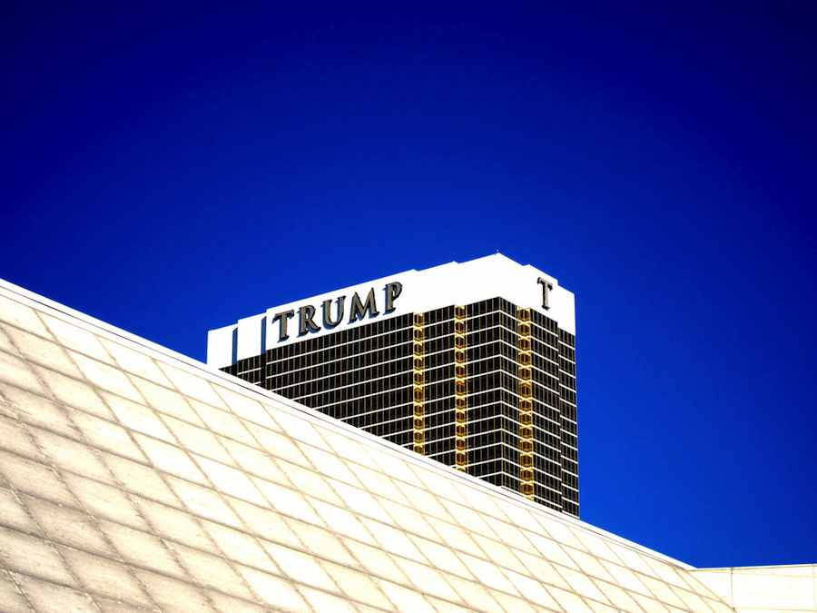 Trump International Hotel, Las Vegas - Photo by AdamChandler86 Flickr CC.