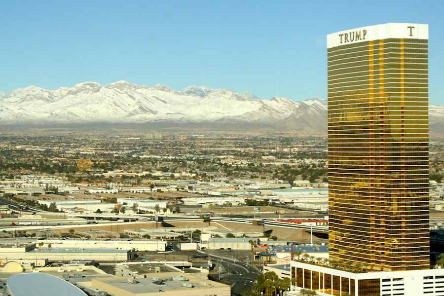 Trump International Hotel, Las Vegas - Photo by Owen W Brown Flickr CC.