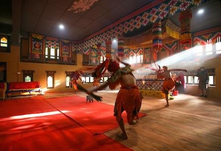 Bhutan Happiness Center
