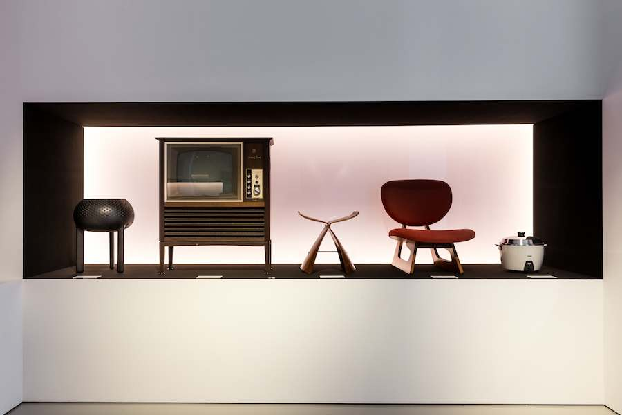 Shifting Objectives, Histories: post-war Japan design - Photo: courtesy by M+ museum.