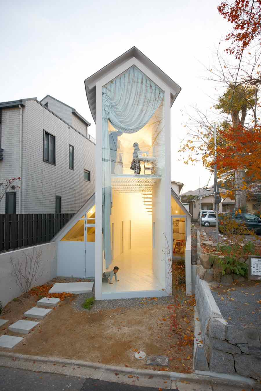 """The Japanese House Architecture and Life after 1945"" Hideyuki Nakayama, O House, 2009 © Mitsutaka Kitamura."