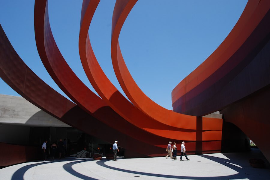 Design Museum Holon, Israel - Photo by @Israel Tourism, Flickr CC.