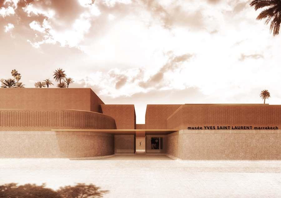 Musée Yves Saint Laurent Marrakech by Studio KO in Marrakesh - ©2016 Studio KO Fondation Pierre Bergé Yves Saint Laurent.