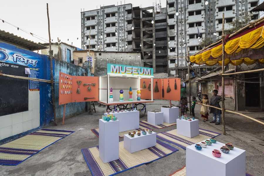 Design Museum Dharavi -. Courtesy of Design Museum Dharavi.
