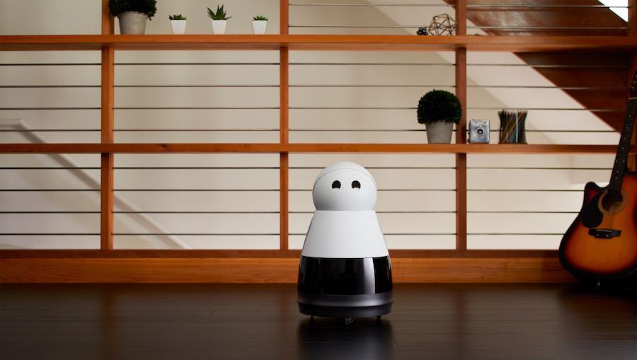 Mayfields Robotics: Kuri, 2017 - © Mayfields Robotics.
