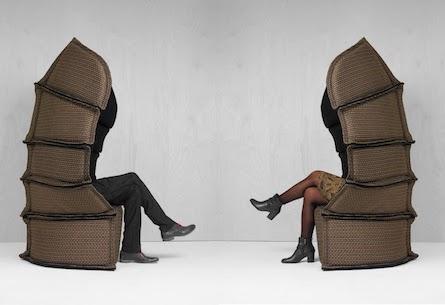 Samurai armchair