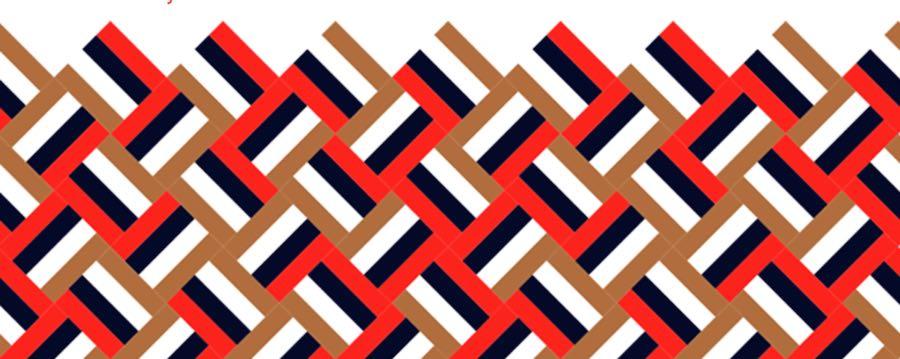 Maison Objet 2017: 4 innovative design patterns. Anatole Royer design for La Chance rugs.