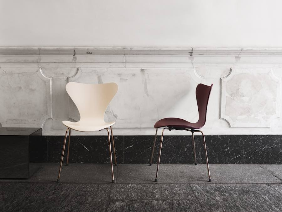 Republic of Fritz Hansen: Arne Jacobsen's Series 7™ - Courtesy of Republic of Fritz Hansen.