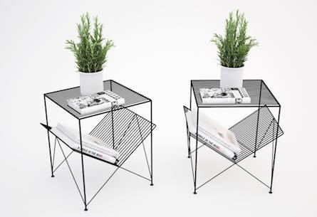 Atria side table