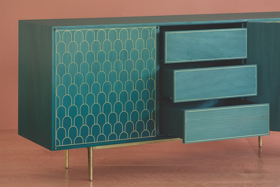 Nizwa Cabinet by Bethan Gray - Photo: courtesy of Bethan Gray.