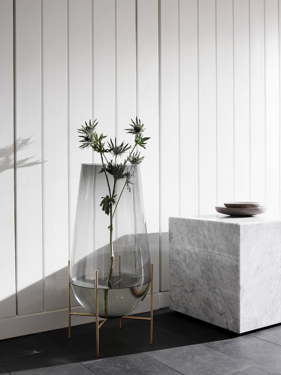 MENU A/S: Modernism Reimagined, ECHASSE vase by Theresa Arns - Photo: Courtesy of MENU A/S.