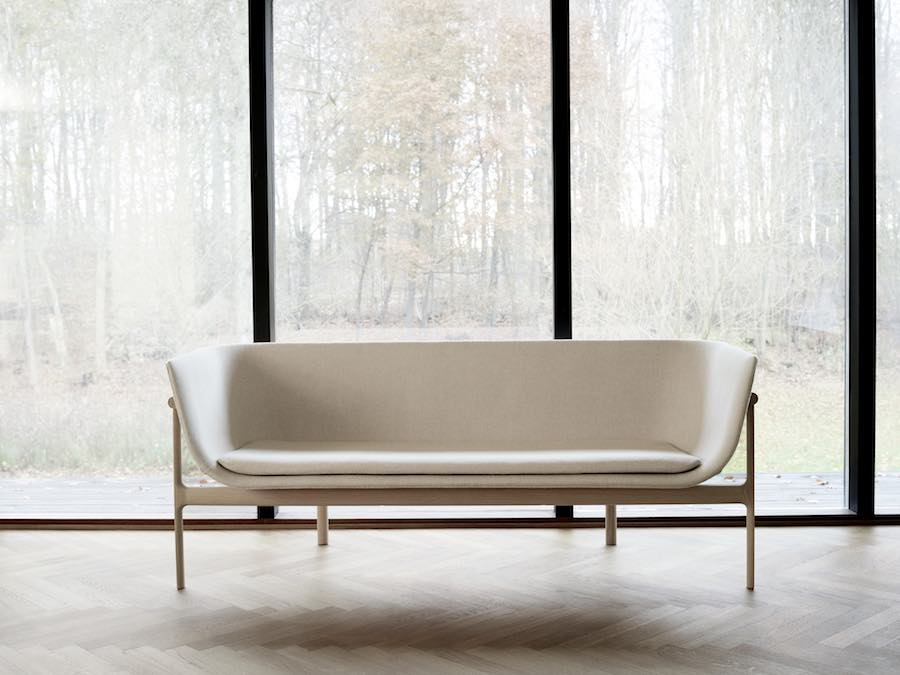 MENU A/S: Modernism Reimagined, Tailor sofa by Rui Alves - Photo: Courtesy of MENU A/S.