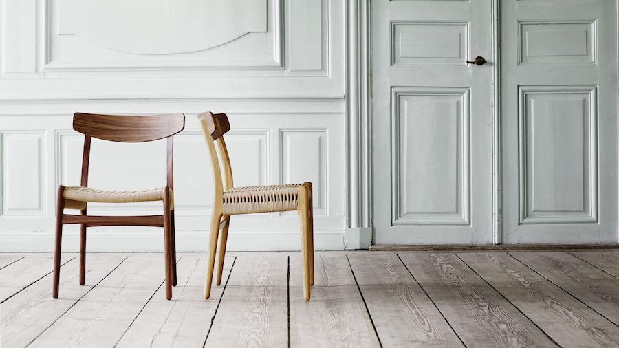 Carl Hansen & Søn: CH23 dining chair by Hans Wegner - Photo: courtesy of Carl Hansen & Søn.