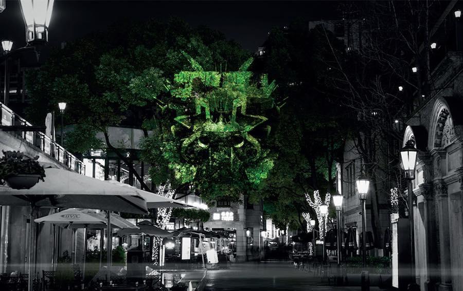 Dragon Tree - Courtesy of Design Shanghai.