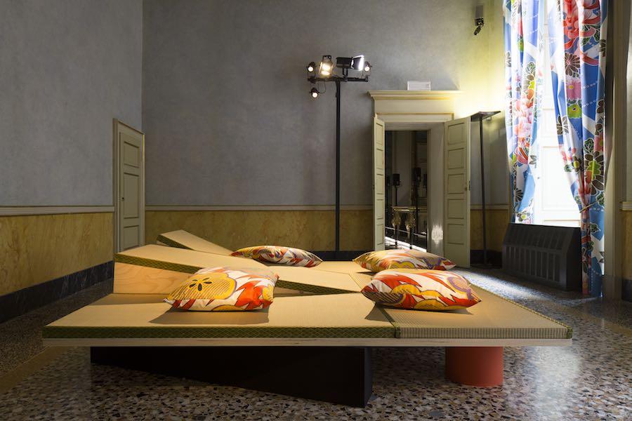Fantasy Access Code - Michael Lin installation - Photo by Henrik Henrik Blomqvist.