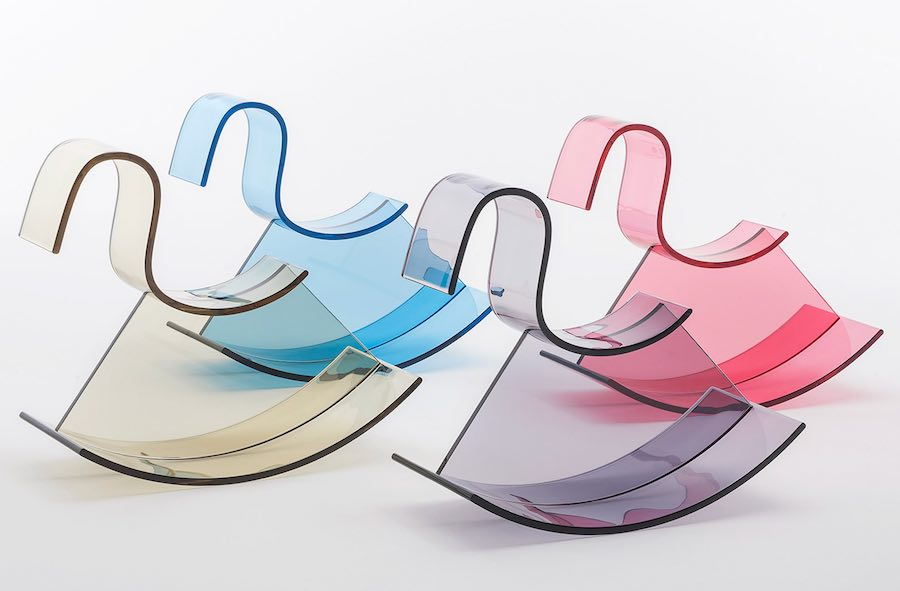 H-Horse by Nendo for Kartell - Courtesy of Kartell.