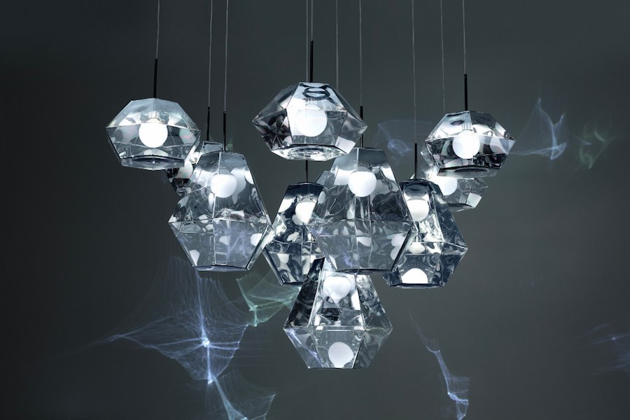 Tom Dixon will debut his new lighting design collection at Multiplex - Photo by Tom Dixon.